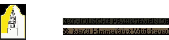 Katholische Pfarrgemeinde St. Mariä Himmelfahrt Wittichenau logo
